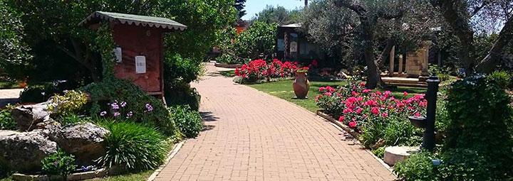 Villa vacanze Paradiso - Dove Siamo